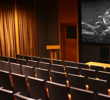 Screening Room Photo