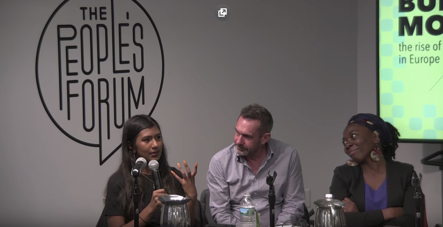 Building Momentum: the Rise of Left Politics in Europe with Ash Sarkar, Paul Mason and Danièle Obono