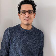 Portrait of Alejandro Varela